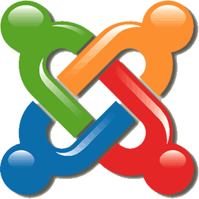 joomla logo shadow